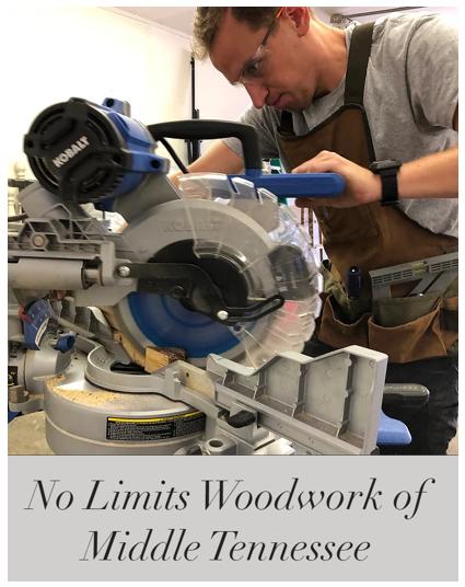 No Limits Woodwork logo