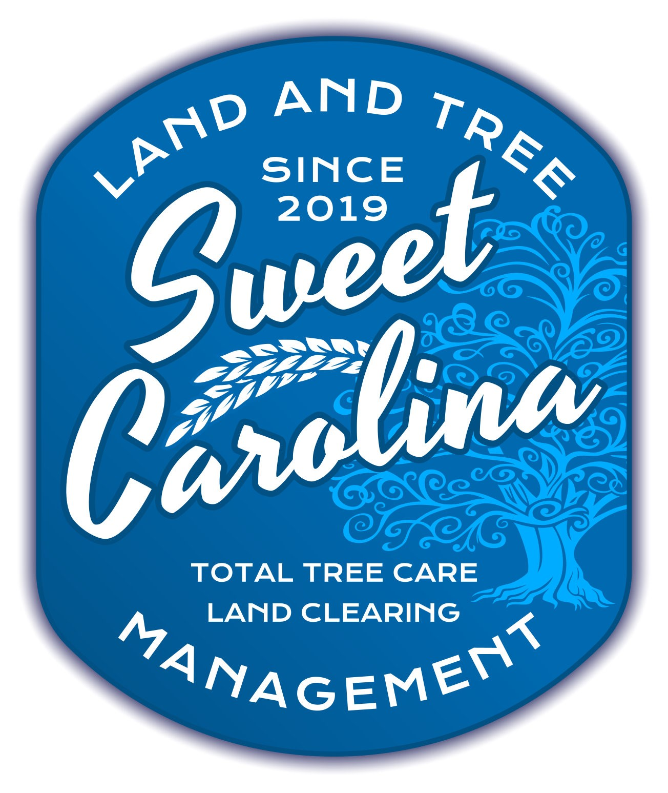Sweet Carolina Tree & Land Management  logo