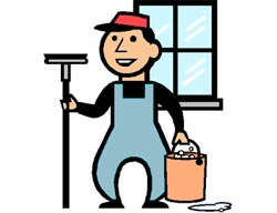 F and A Window Cleaning logo