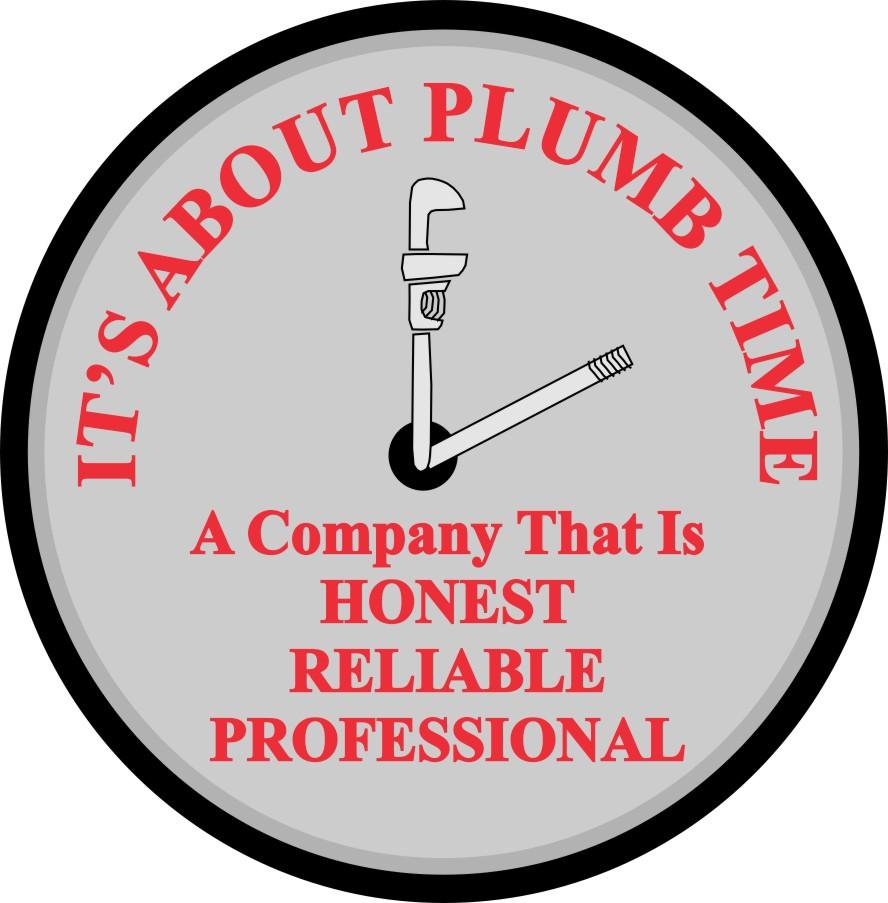 Plumb Time Plumbing & Drains logo
