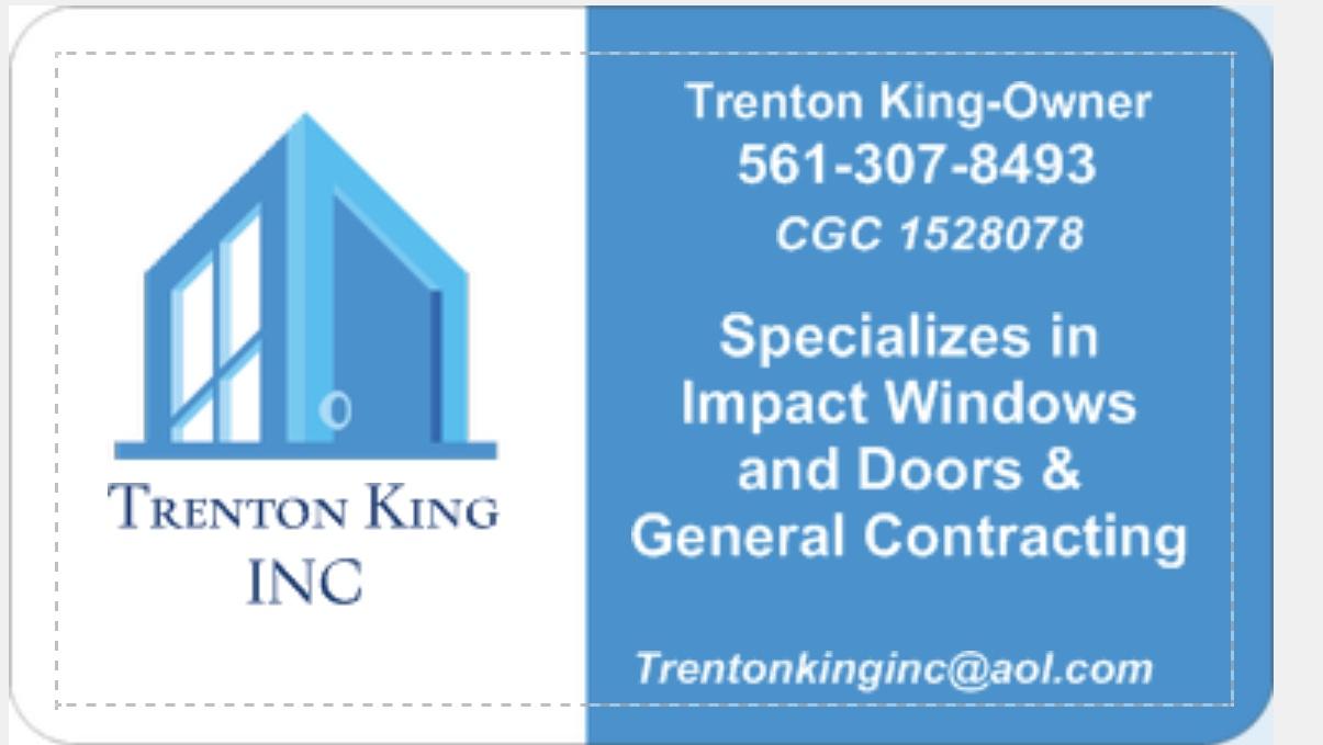 Trenton King Inc Reviews Stuart Fl Angie S List