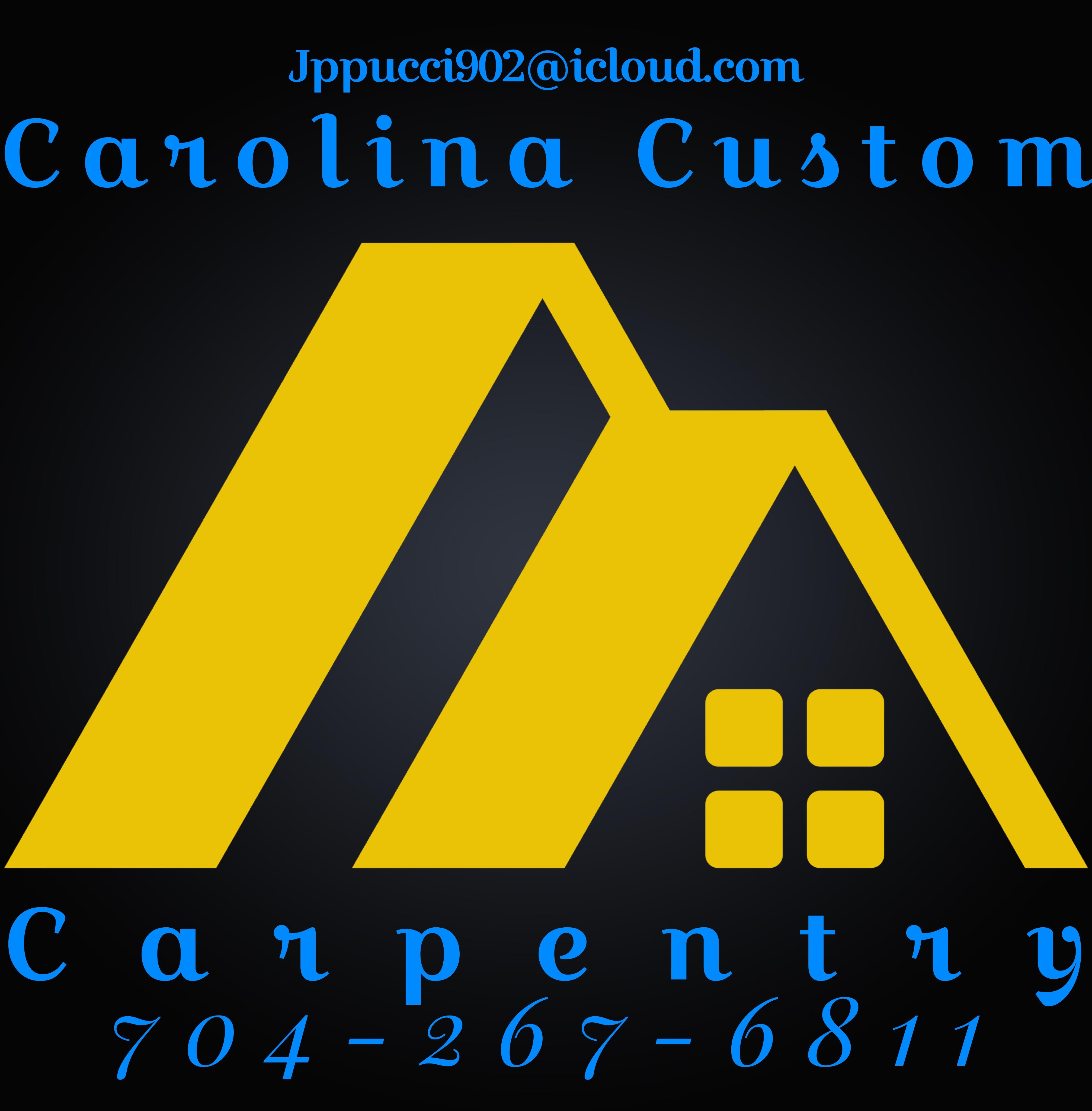 Carolina Custom Carpentry & Painting logo