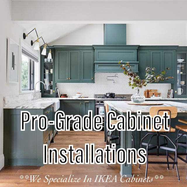 Pro-Grade Cabinet Installations Reviews - Alexandria, VA ...
