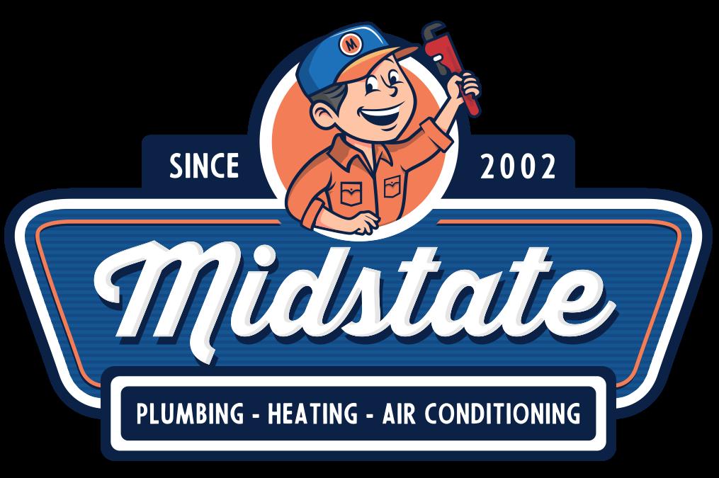 Midstate Plumbing  and  Heating logo