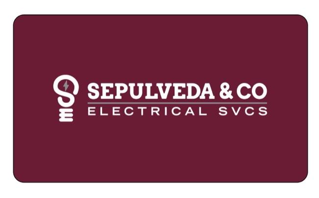 SEPULVEDA & CO ELECTRICAL SERVICES INC logo