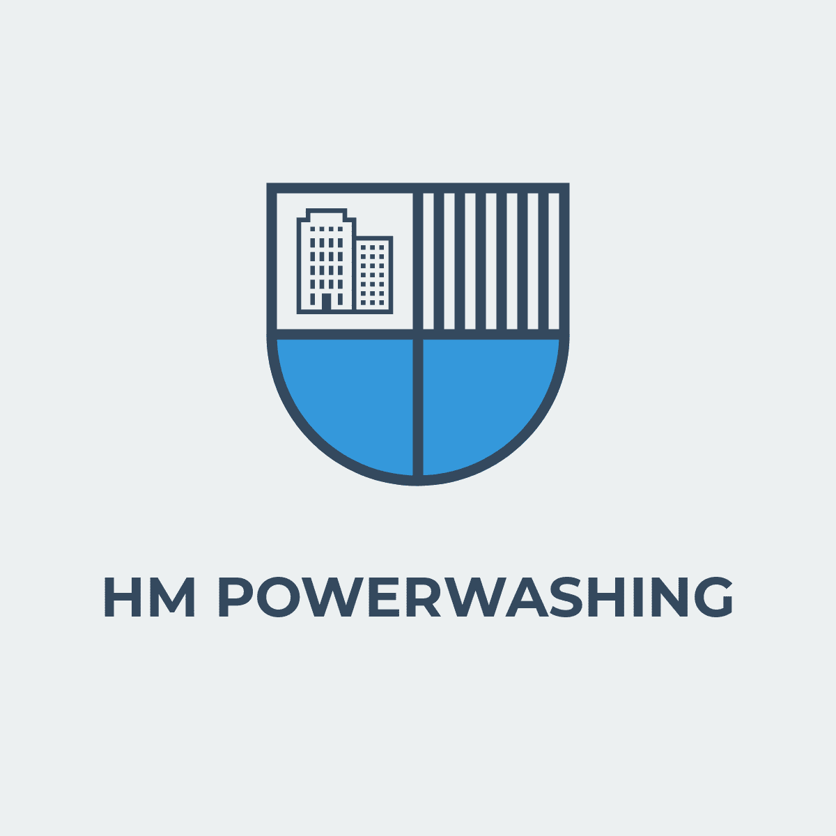 HM Powerwashing LLC logo
