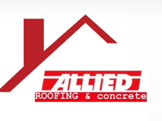 Allied Roofing & Concrete logo