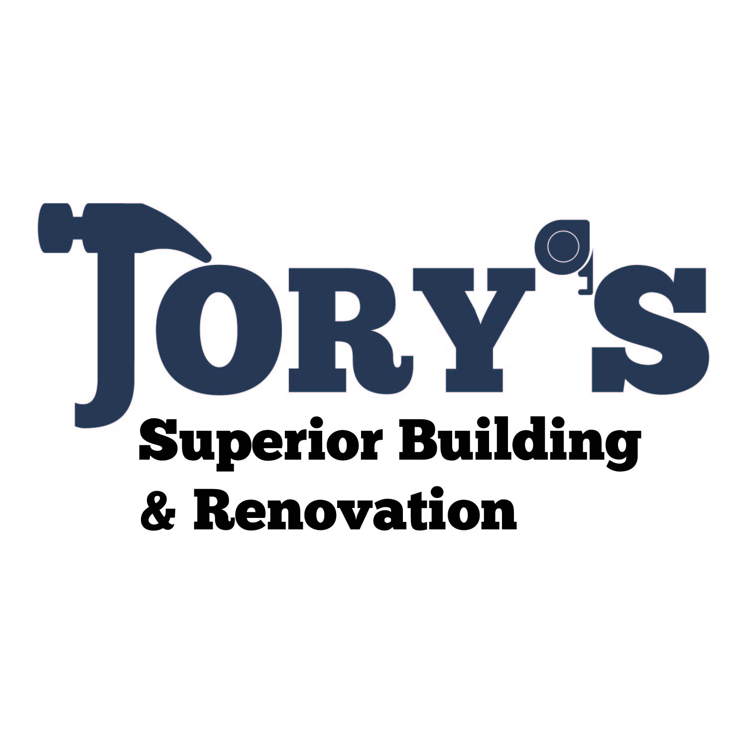 Jory's Superior Building and Renovations logo