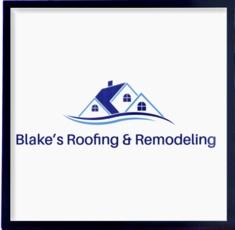 Blakes Roofing & Remodeling  logo