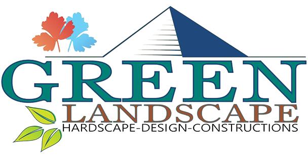 Green landscape llc logo