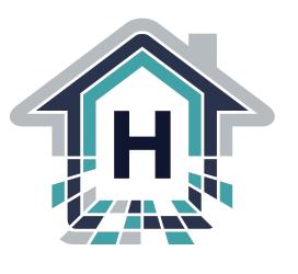 Home Pixel logo