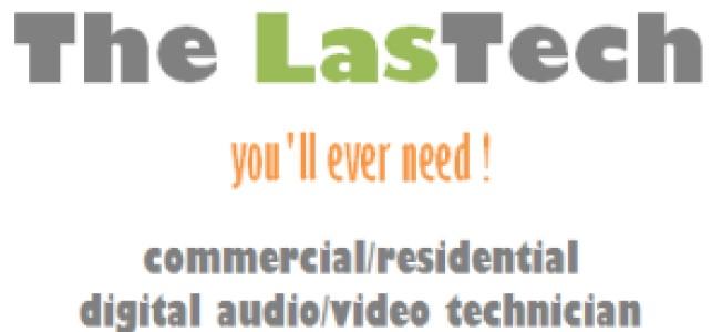 The Lastech logo