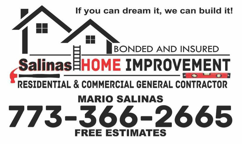Salinas Home Improvement logo