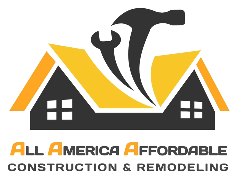 All America Affordable Construction & Remodeling logo