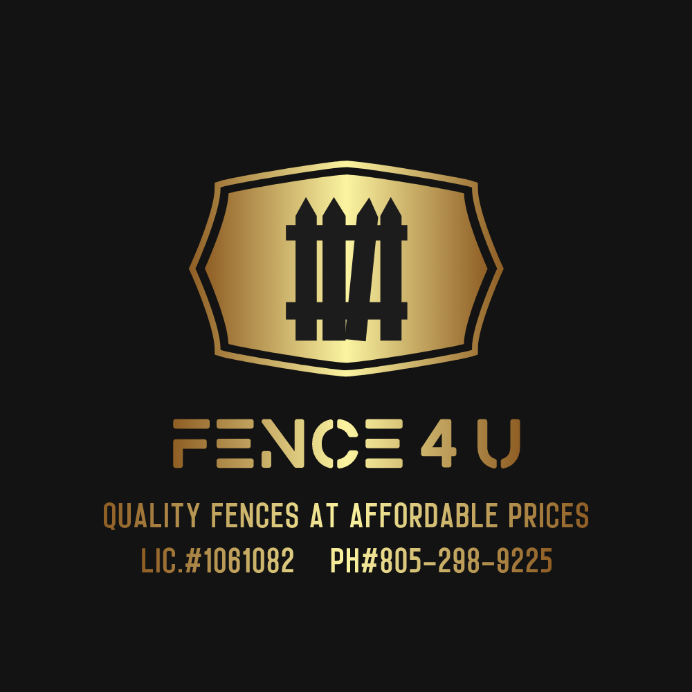 FENCE 4 U logo