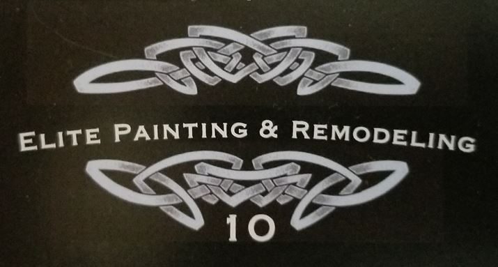 Elite Painting and Remodeling  logo