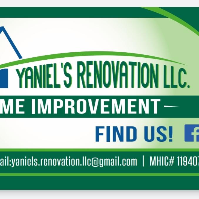 Yaniels Renovation logo