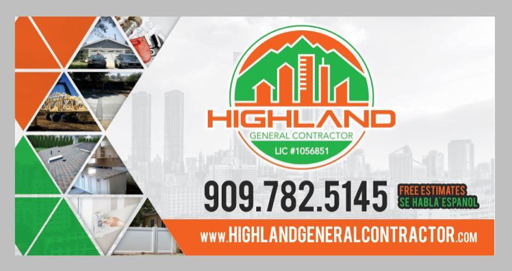 Highland General Contractor  logo