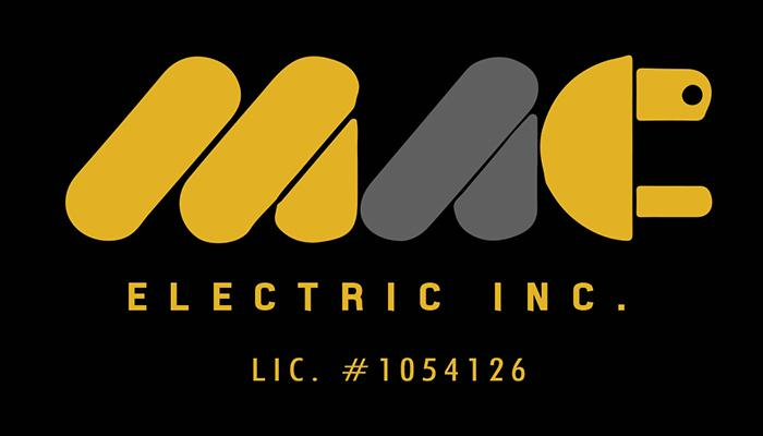 Mac electrical inc logo