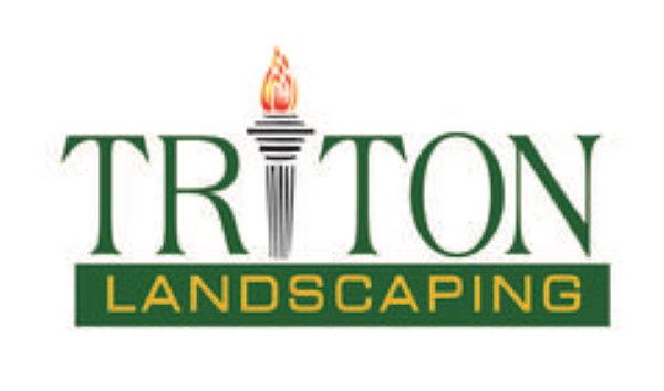 Triton Landscaping logo