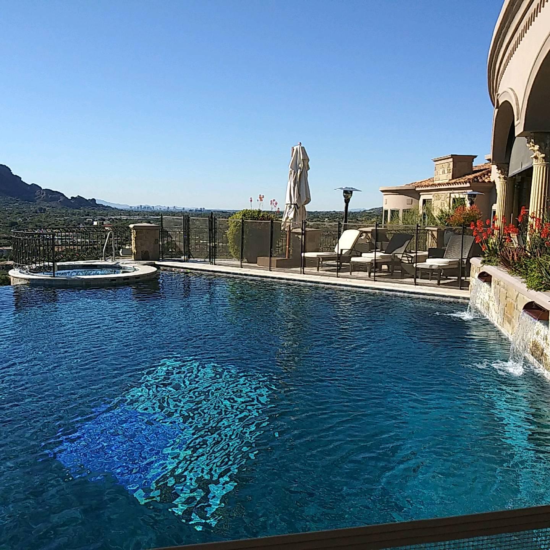 Desert Mesa Pool Service logo