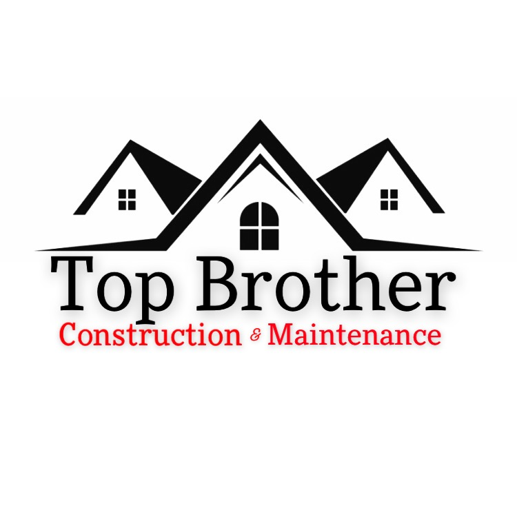Top Brother Construction  logo