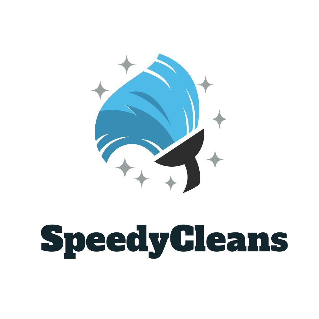 SpeedyCleans LLC logo