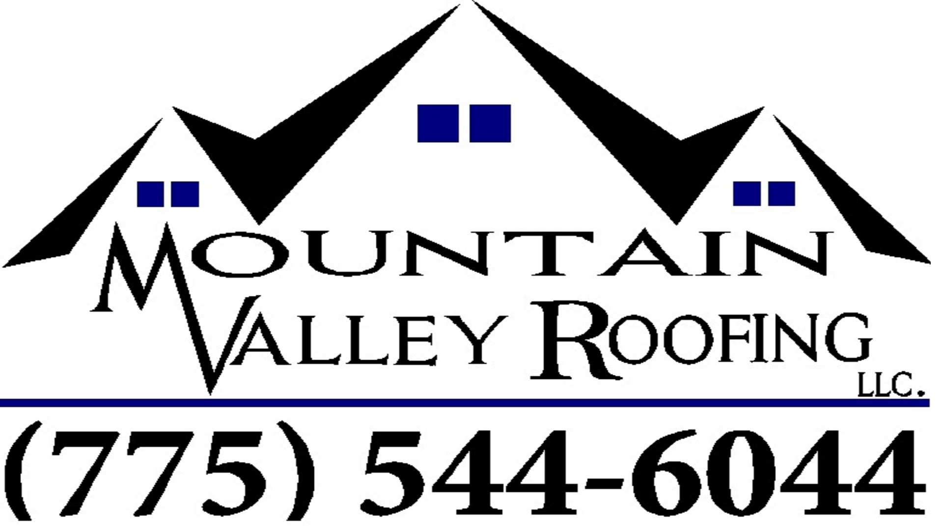 Mountain Valley Roofing logo
