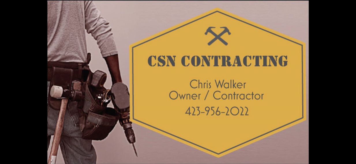 CSN Contracting logo