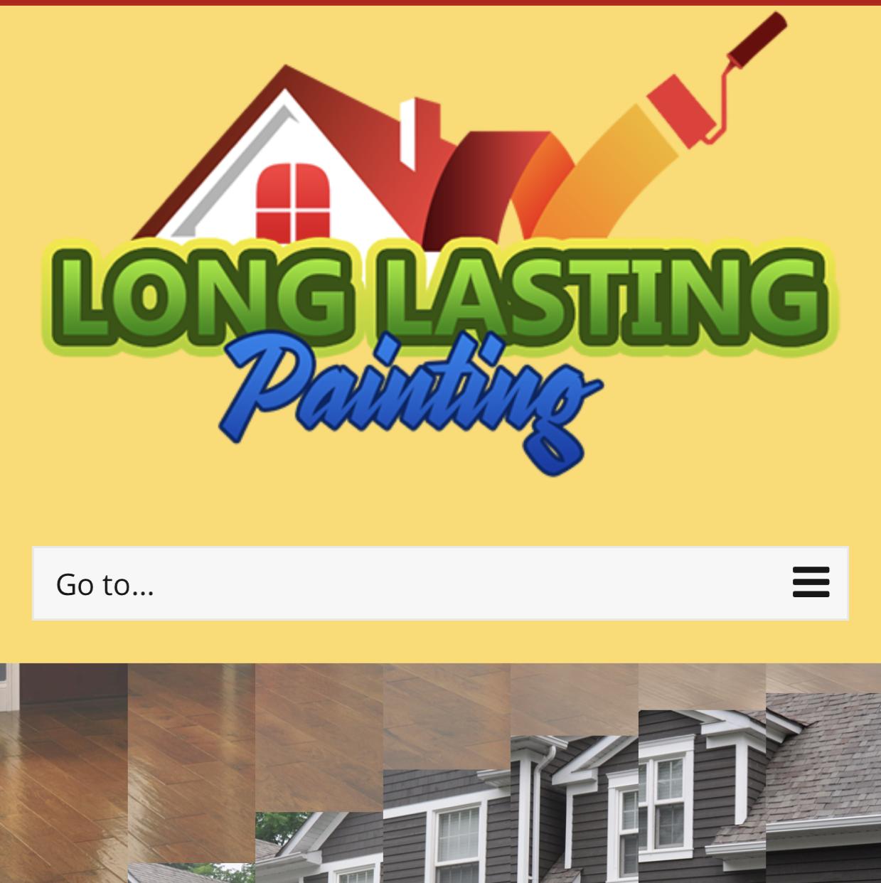 Long Lasting Painting logo