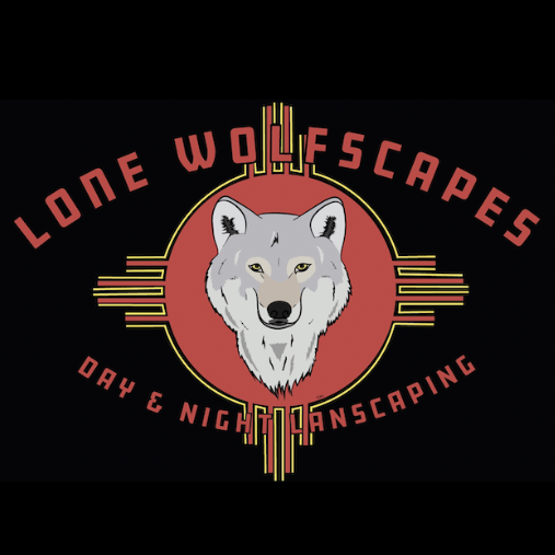 Lone Wolfscapes logo